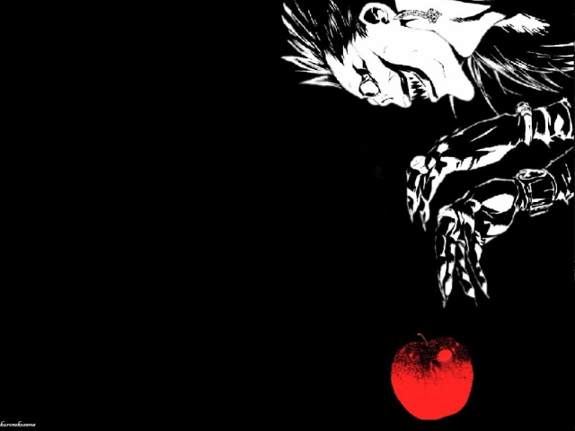 Ryuk Of Death Note Wallpaper