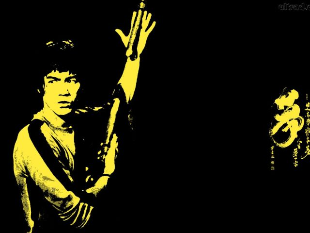 Bruce Lee Wallpaper