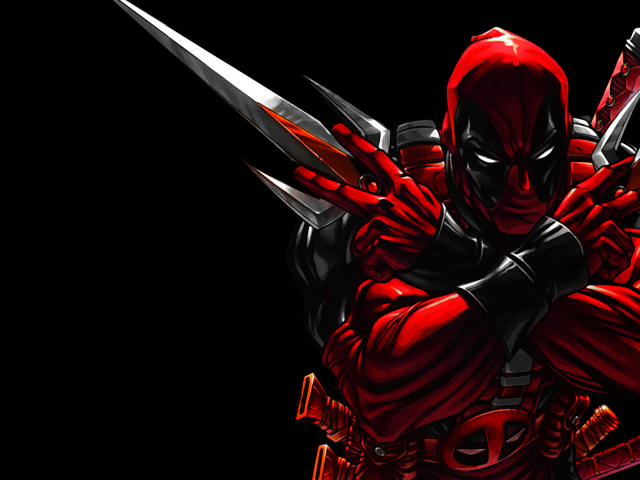 Cool Deadpool Wallpaper