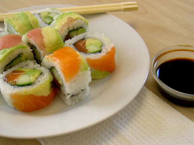 Food Sushi Wallpaper