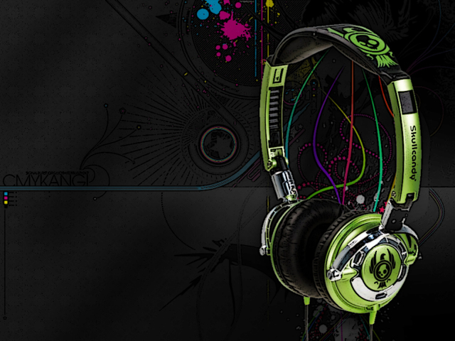 Skullcandy Music Wallpaper