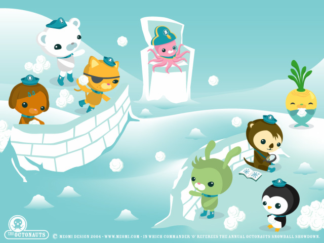 Octonauts Wallpaper
