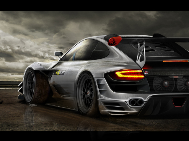 Porshe Carrera 911 Wallpaper